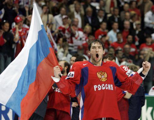 Чемпион мира 2008 по хоккею с шайбой